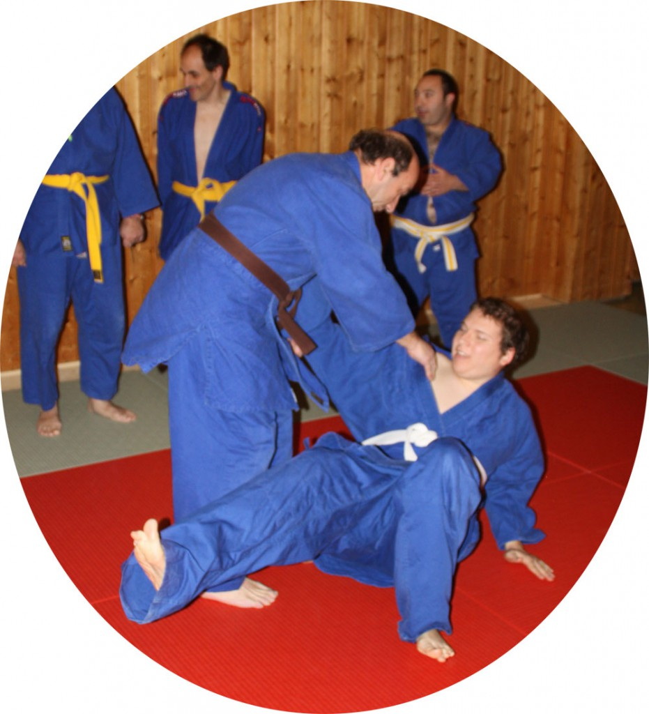 Judo und Sturzprophylaxe